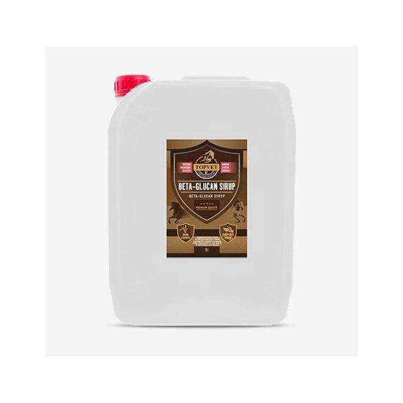 TOPVET - Béta-Glükán szirup 1-5 liter