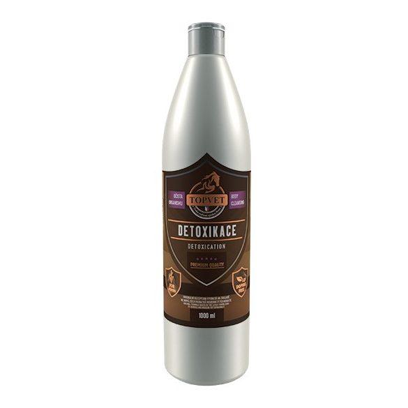TOPVET - Méregtelenítő-májápoló - 1/5 liter