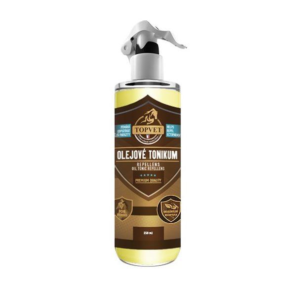 TOPVET - Rovarriasztó - mandulaolajos - 250/500 ml