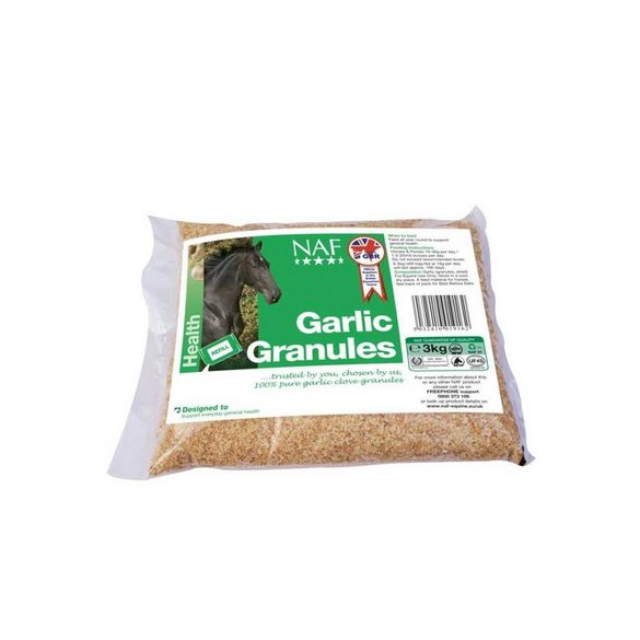NAF - Fokhagyma granulátum - 1kg