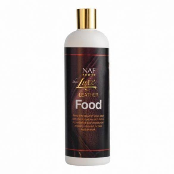 NAF - Lux Leather Food - 500ml